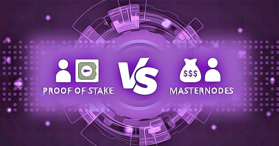 masternode vs staking